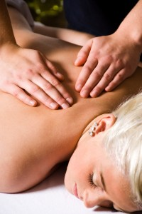 massage treatments Loughborough