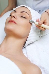 Electrical Facial Treatment