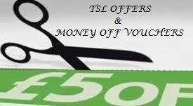 Money Off-Discount Vouchers