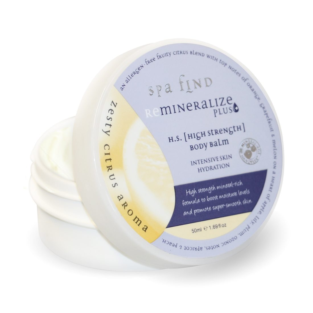 Spa find Remineralizing Body Balm