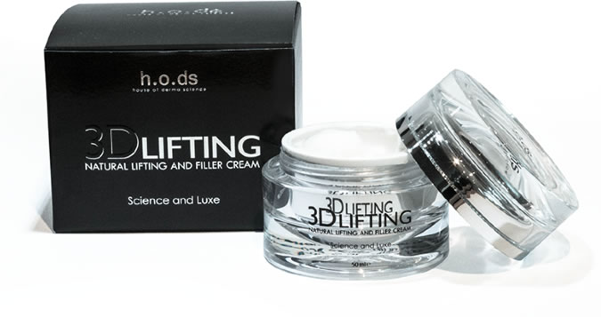 3D Lifting is Sweden's fastest-selling face cream